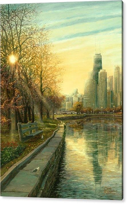 Doug Kreuger - Autumn Serenity II Print