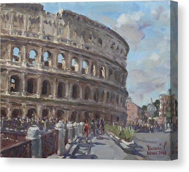 Ylli Haruni - Colosseo Rome Print