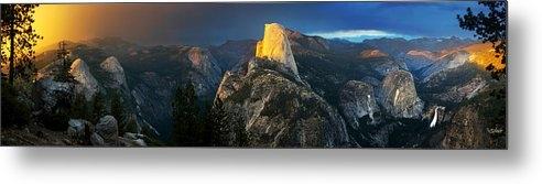 Nolan Nitschke - Yosemite Panorama Print