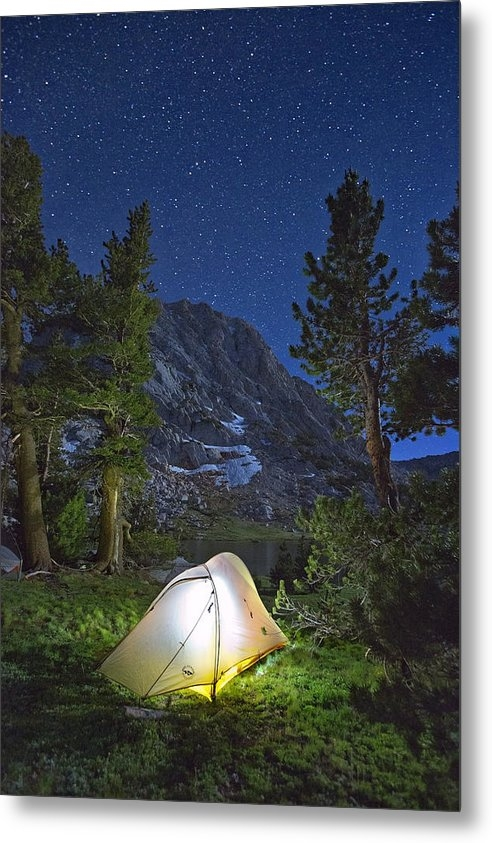 Brian Knott - Forget Me Knott Photography - Beneath This Bowl Of Star... Print