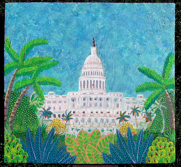 Charles Somerville - The Capitol After Climate... Print