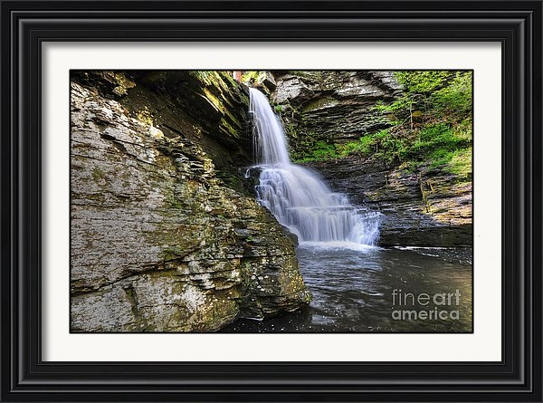 Paul Ward - Bridal Veil Waterfalls Print