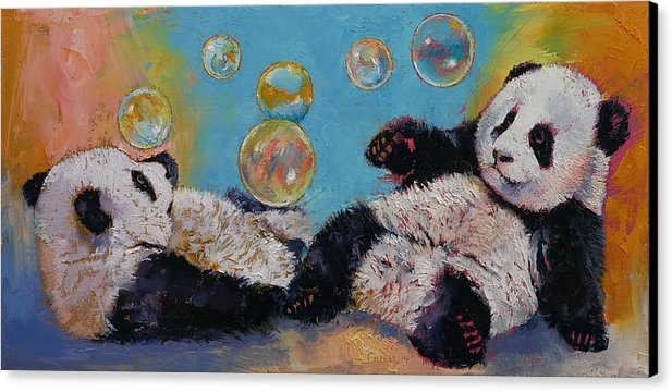 Michael Creese - Bubbles Print