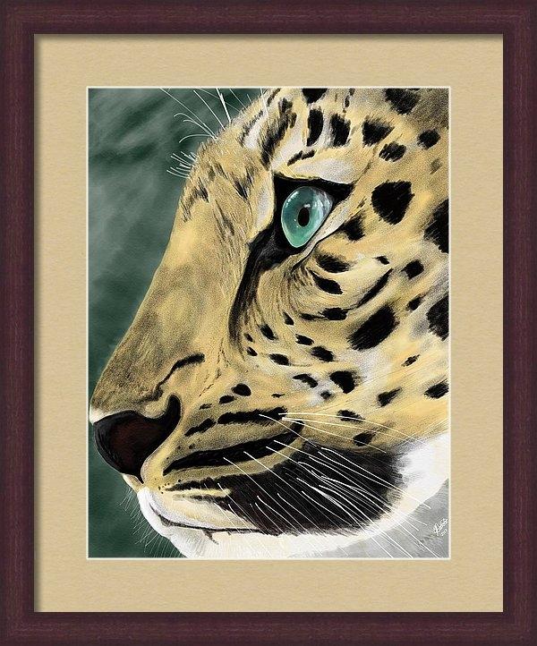 Gloria Dattolo - Wild Leopard Print