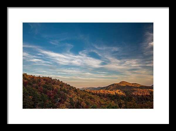Joye Ardyn Durham - Fall Skies Print