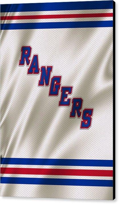 Joe Hamilton - New York Rangers Print