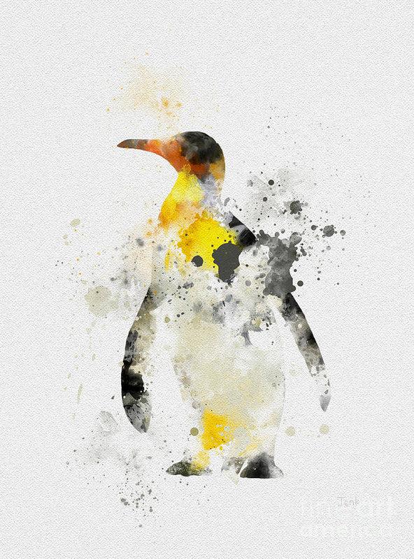 Rebecca Jenkins - Emperor Penguin Print