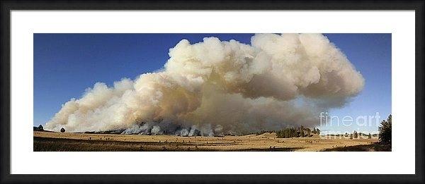 Bill Gabbert - Norbeck prescribed fire s... Print