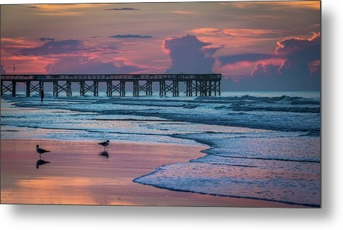 Donnie Whitaker - Isle of Palms Morning Print