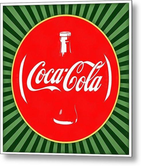 Dan Sproul - Coca Cola Pop Art  Print