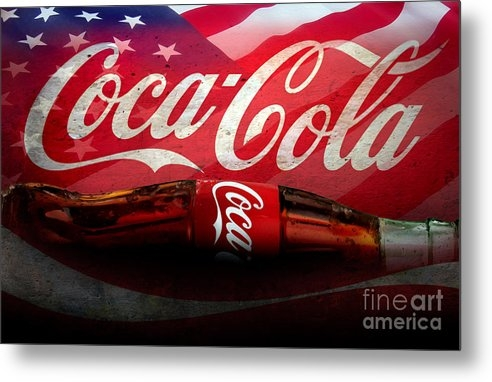 Jon Neidert - Coke Ads Life Print