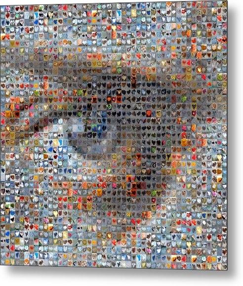 Boy Sees Hearts - Eye 2 Print