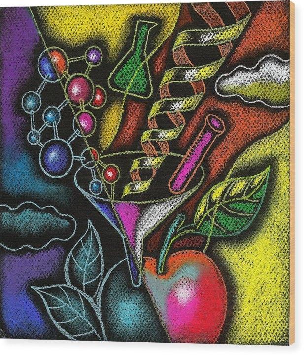 Leon Zernitsky - Organic Food Print