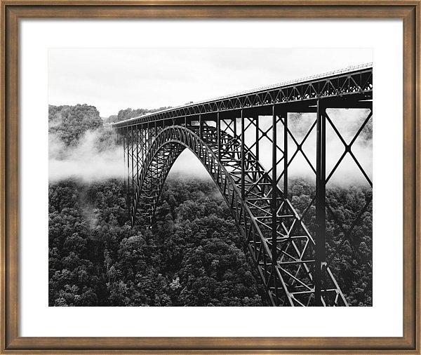 Brendan Reals - West Virginia - New River... Print