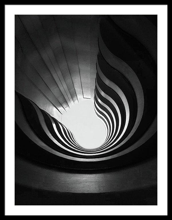 Cesar Palomino - Basurto Building Print
