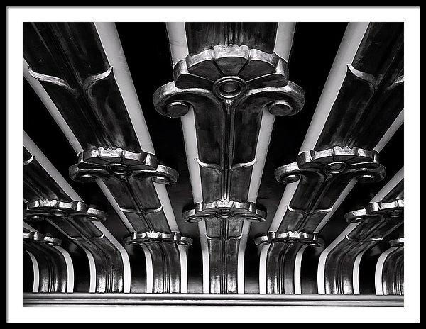 Denise Dube - Art Deco at the Henry Fon... Print