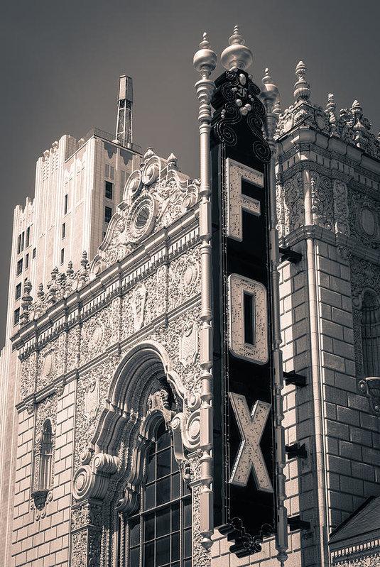 Scott Rackers - The Fox Print