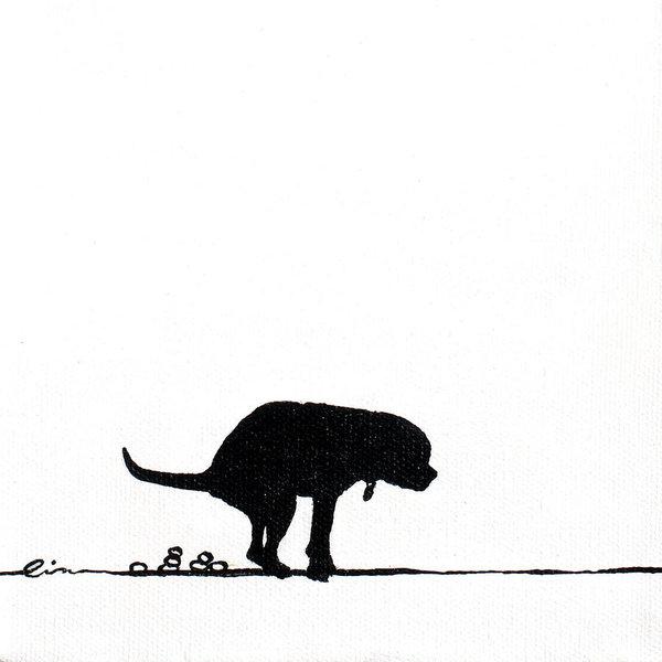 Cindy D Chinn - Little Dogs Doing Tricks ... Print