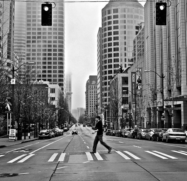 Jennifer  Blanton - Seattle Street Print