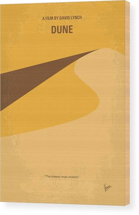 Chungkong Art - No251 My DUNE minimal mov... Print
