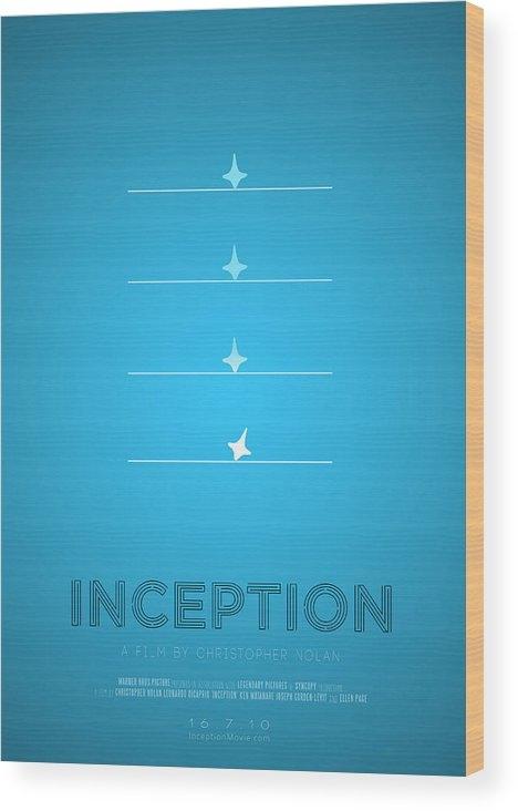 Mohit Sebastian - Inception Print