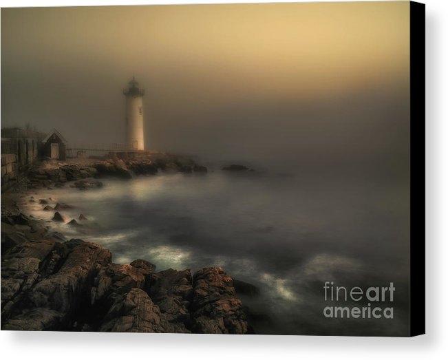 Scott Thorp - Foggy Daybreak Print
