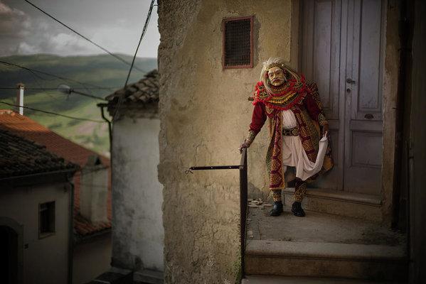 Lucas Dragone - The Old Man Print
