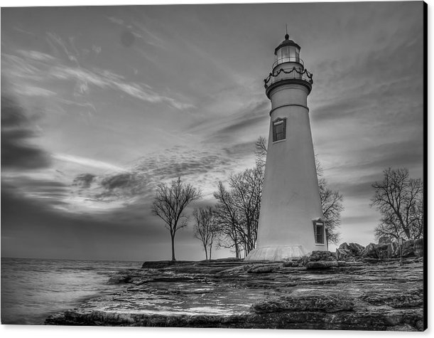 At Lands End Photography - Marblehead Lighthouse in ... Print