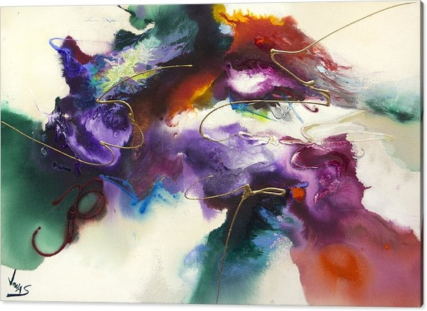 Jonas Gerard - Flow #175 Print