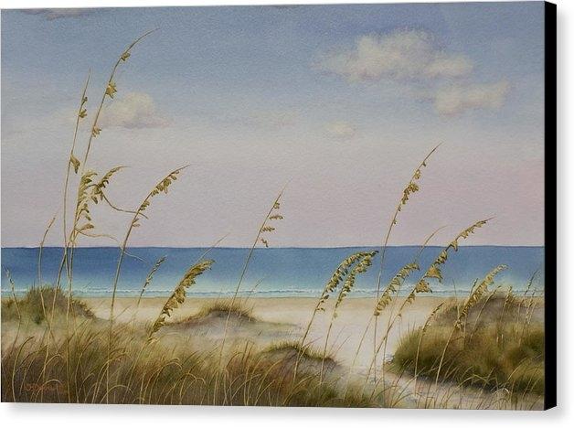 Cindy Davis - Folly Beach Print