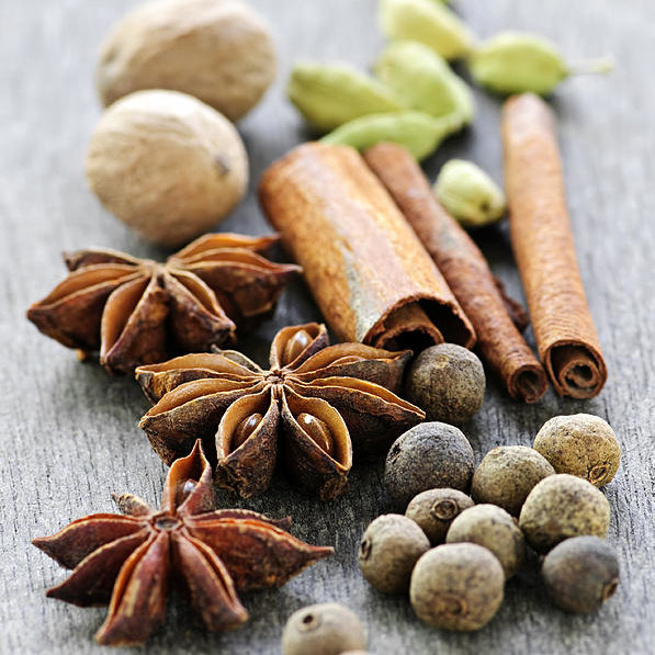 Elena Elisseeva - Assorted spices Print