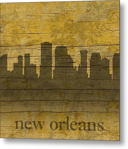 Design Turnpike - New Orleans Louisiana Sky... Print