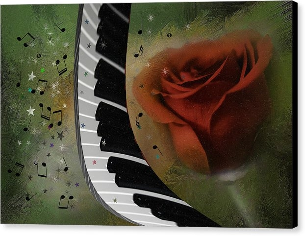 Diane Schuster - The Magic Of Love And Mus... Print