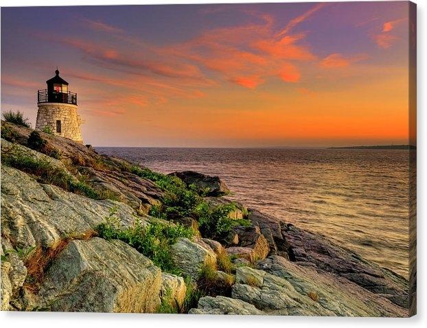 Thomas Schoeller - Castle Hill Lighthouse - ... Print