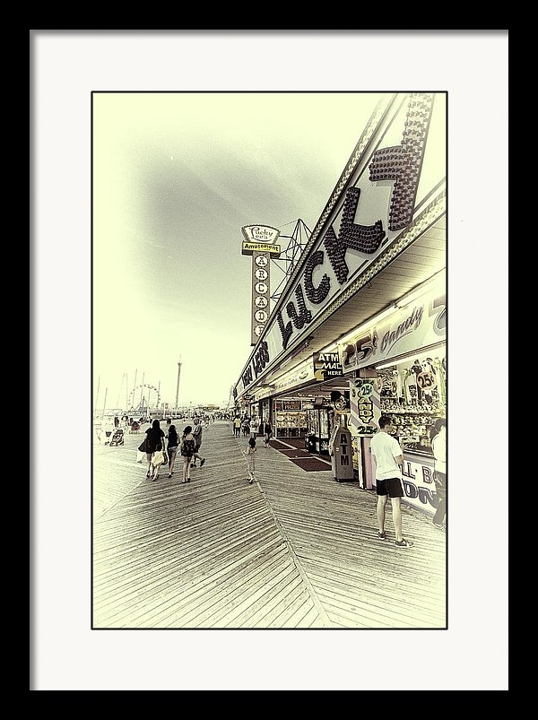 Ron Schiller - Lucky Print