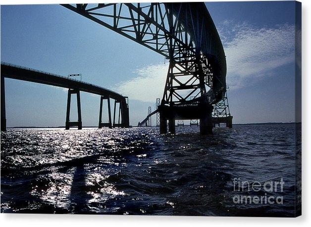 Skip Willits - Chesapeake Bay Bridge Print