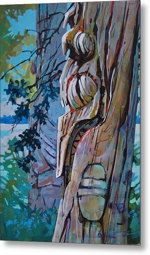 Brian Buckrell - Weathered on Haida Gwaii Print