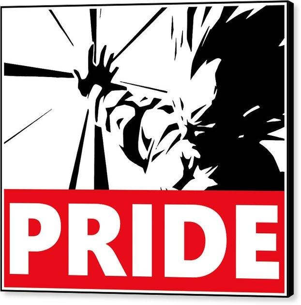 Danilo Caro - Pride Print