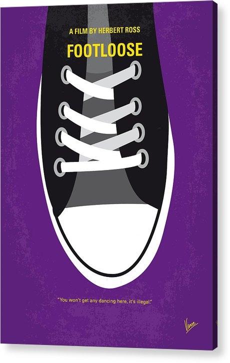 Chungkong Art - No610 My Footloose minima... Print