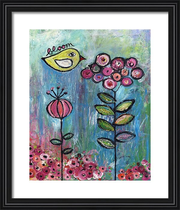 Susie Lubell - Bloom Print