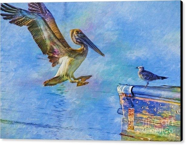 Deborah Benoit - Move Over Print