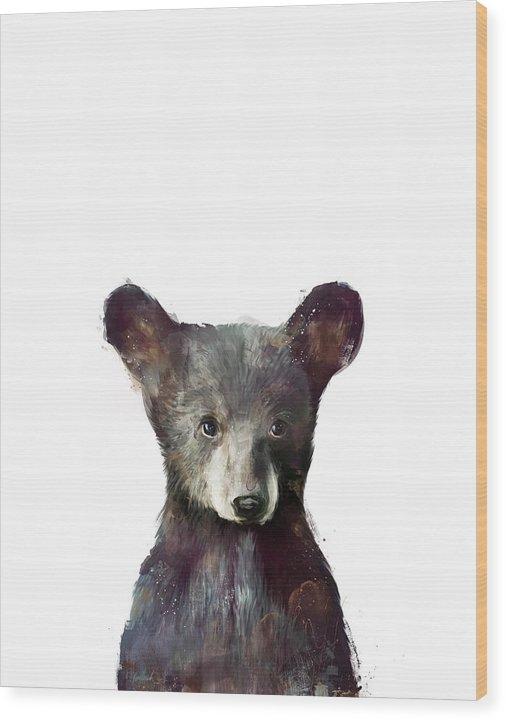 Amy Hamilton - Little Bear Print