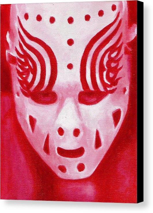 Paul Smutylo - Masked Wing Print