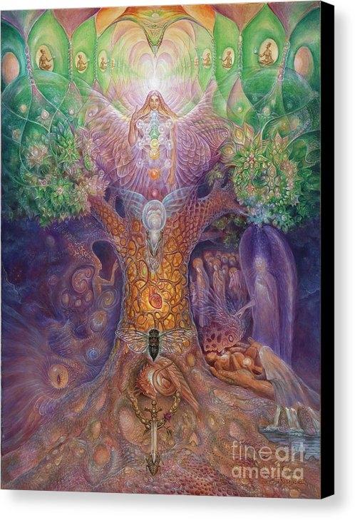 Tatiana Kiselyova - Tree of Life Print