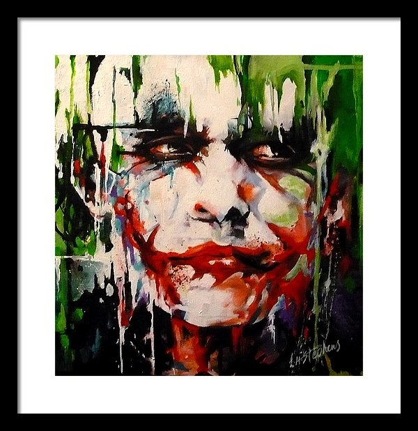Lorna Stephens - The Joker Print