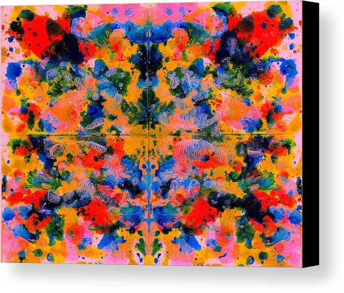 Jason Stoudt - Color Explosion Print