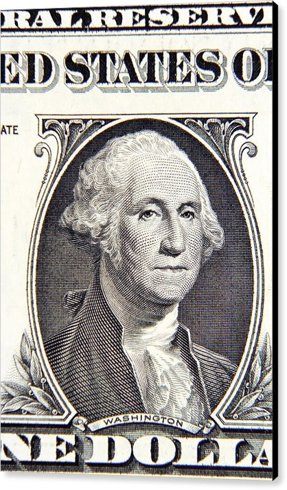 Les Cunliffe - George Washington Print