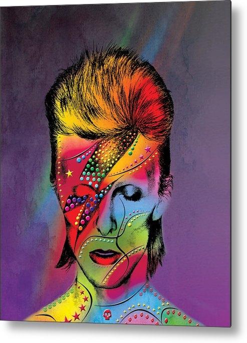 Mark Ashkenazi - David Bowie Print