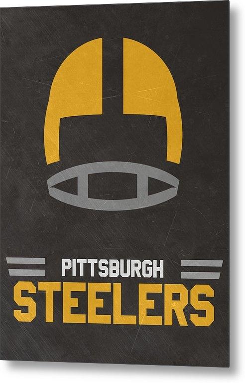 Joe Hamilton - Pittsburgh Steelers Vinta... Print