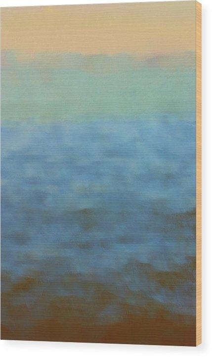 Marcum and Marcum - Ocean Print